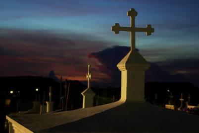 Begraafplaats van Porto Marie