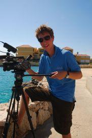 Cameraman Robert