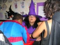 Juf Leen als heks
