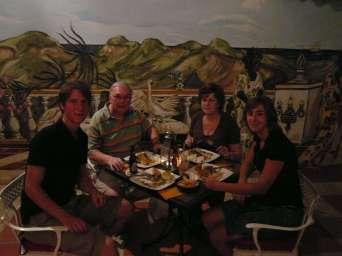Eten bij Livingstone Jan Thiel