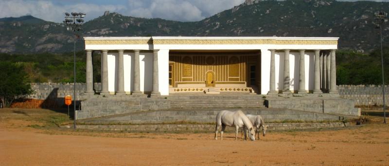 Openluchttheater Nova Jerusalem