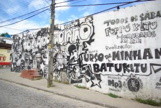 Recife, straatbeeld