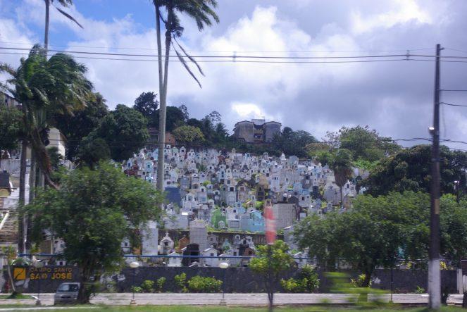 Recife, begraafplaats