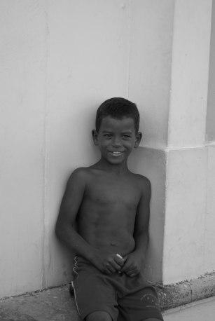 Recife, straatjongetje