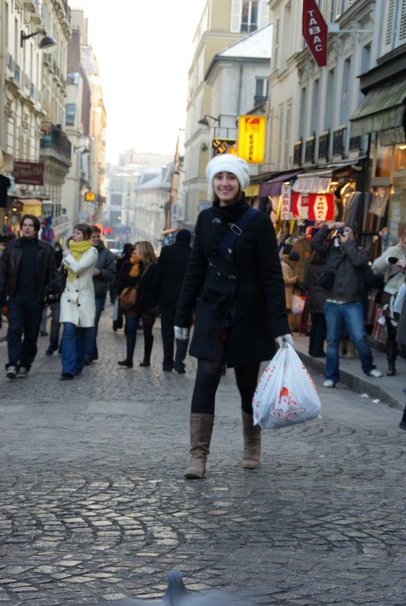 Shoppen in Montmartre