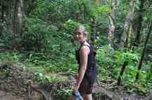 Jungle wandeling