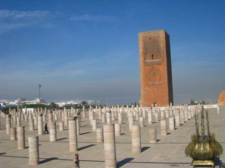 Hassan ll toren