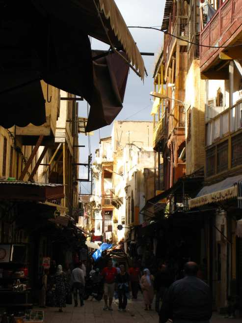 Kasbah, oude Joodse wijk