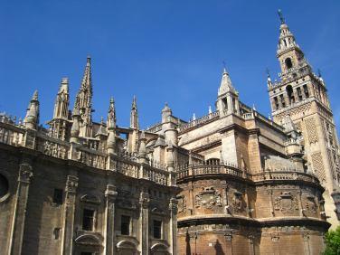Kathedraal met La Giralda