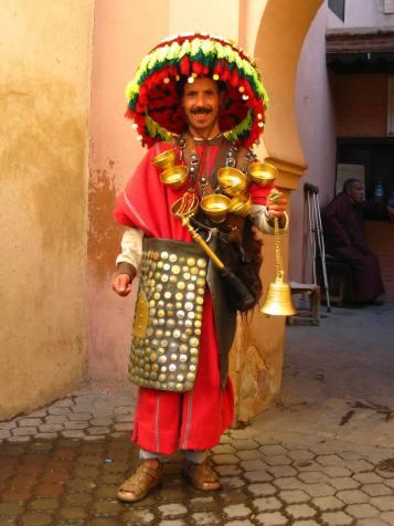 Marokkaanse klederdracht