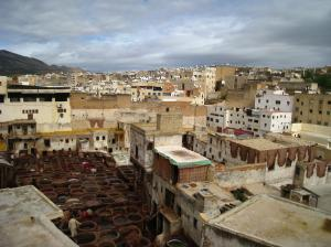 Medina, leerlooierij
