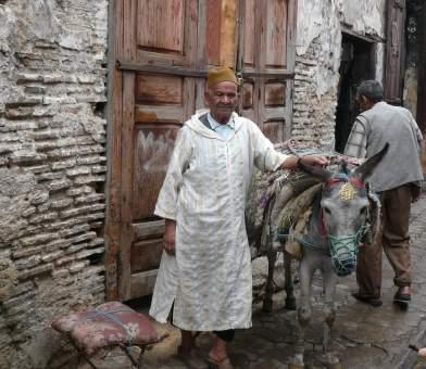 Medina, vervoersmiddel