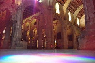 Mezquita, glas-in-lood
