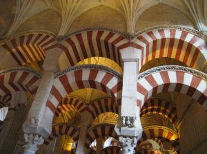 Mezquita, typische boogjes