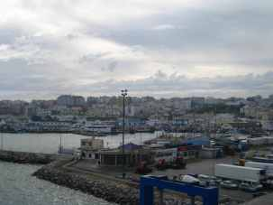 Overtocht Algeciras - Tanger
