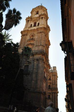 Toren van de kathedraal