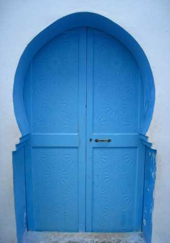 Typische deur