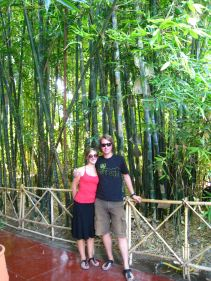 Wij in Jardin Majorelle