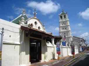 Kampung Kling moskee