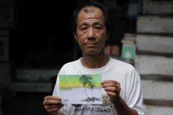 Kunstenaar Stanley Ho