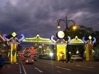 Mooie straatverlichting