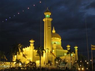 Omar Ali Saifuddien moskee
