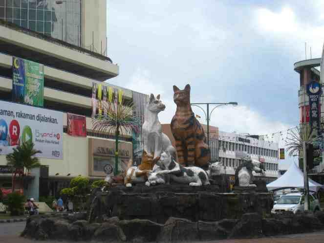 Kattenstad Kuching