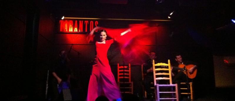 Flamencoshow Los Tarantos