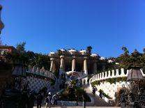 Gaudi's parque Güell