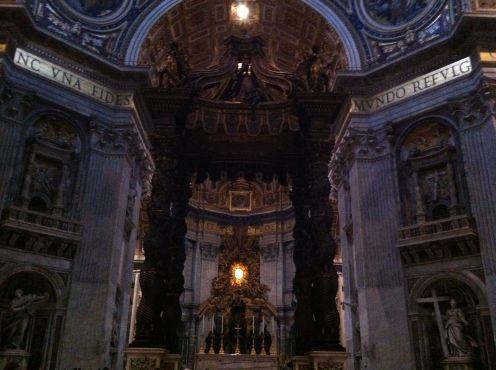 St. Pieter in Vaticaanstad