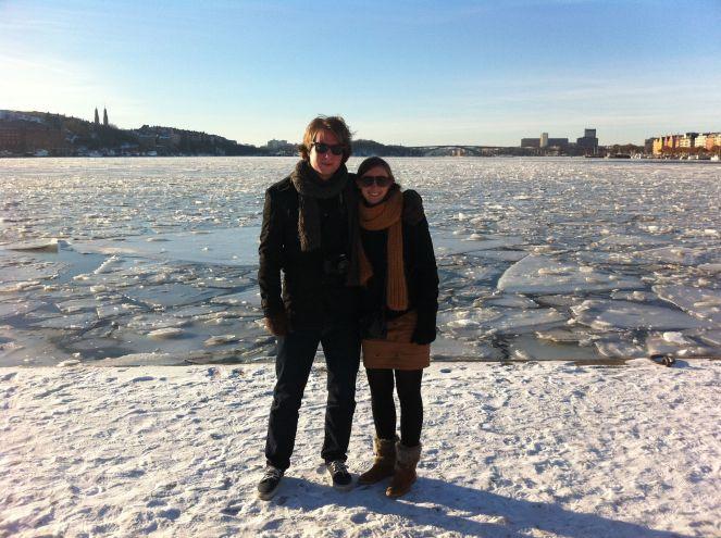 Uitzicht op Kungsholmen