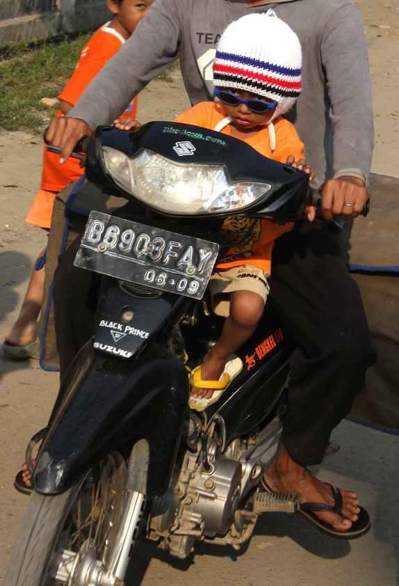 Brommerbaby in Bekasi