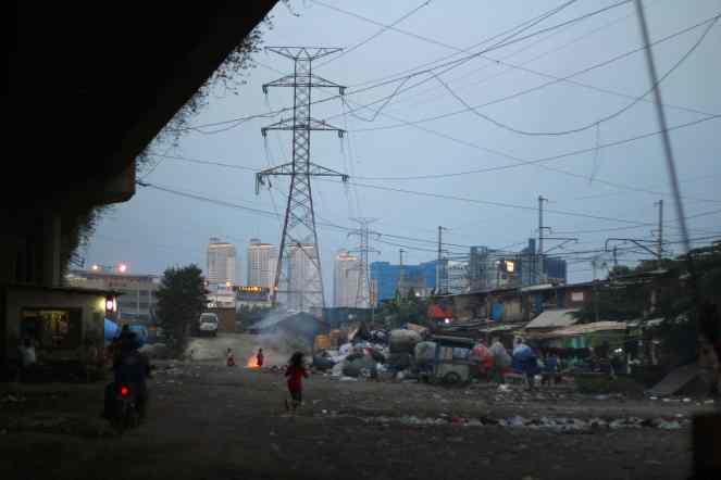 Jakarta, sloppenwijk