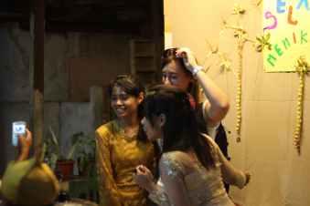 Jakarta, wedding party