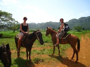 Wij op het paard