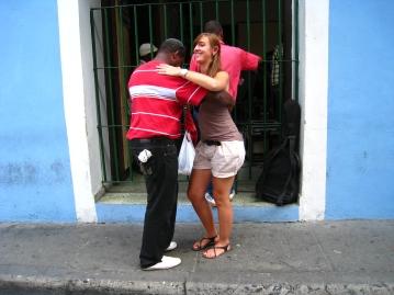 Salsa op straat