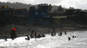 Strand in Baracoa