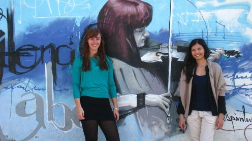 Realejo, Myriam en ik