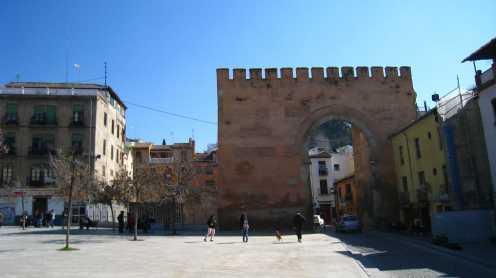 Granada, Plaza de Triunfo