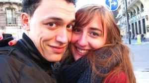 Younes en ik