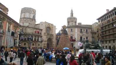 Plaza de la Virgen