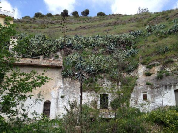 Sacromonte, grotwoningen