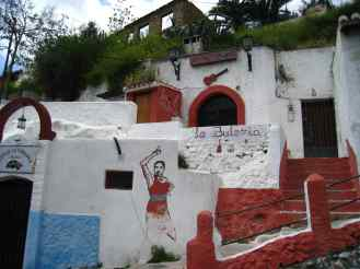 Flamenco-invloeden in Sacromonte