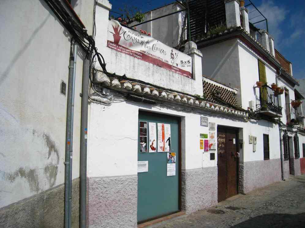 Flamencoschool Carmen de las Cuevas