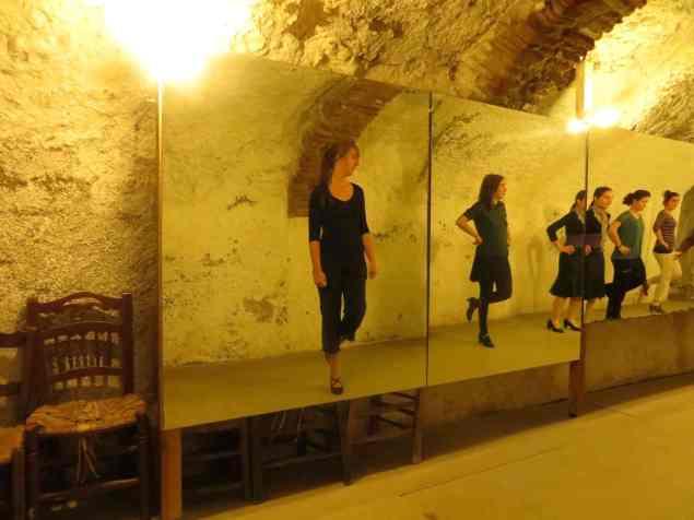 Flamencoles in Escuela Carmen de las Cuevas