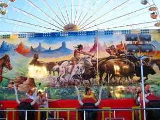 Feria, rodeo
