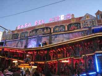 Feria, spookhuis