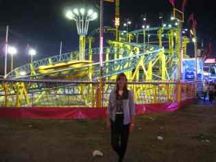Feria, vóór de achtbaan