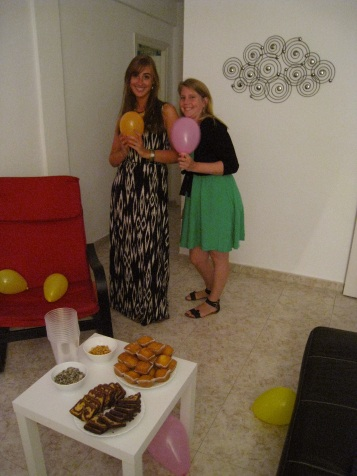 27th birthday party