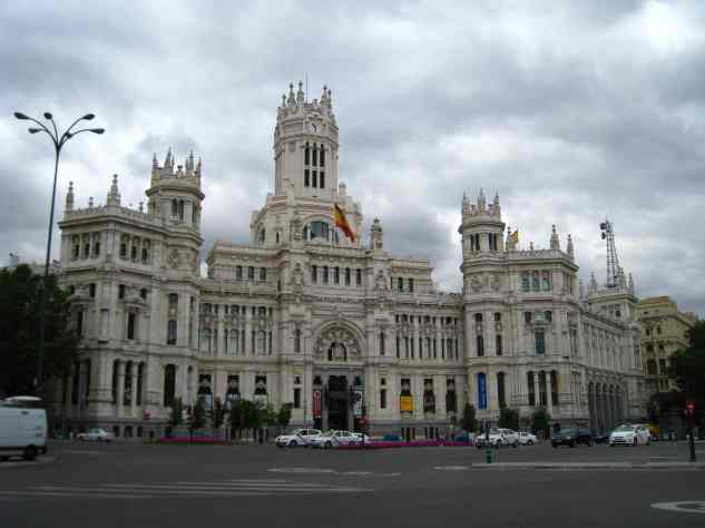 Madrid, ayuntamiento